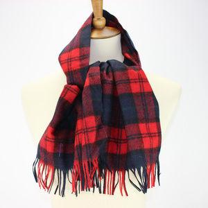 Pendleton 100% Virgin Wool Tartan Plaid Scarf